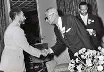 Maurice Dartigue in Addis Ababa