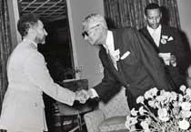 Maurice Dartigue in Addis Ababa